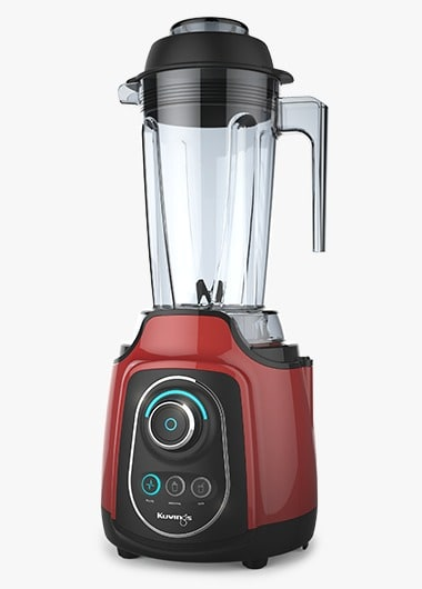 Power blender red