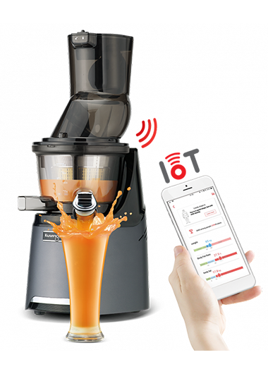 kuvings healhty juicer