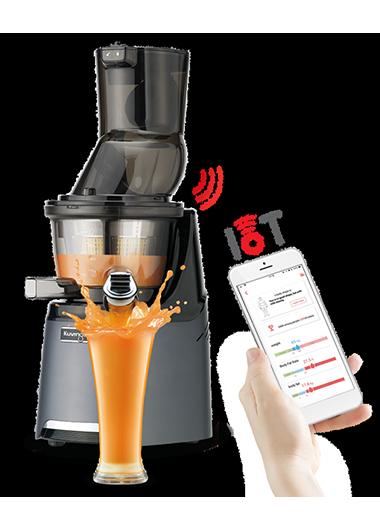 kuvings smart juicer