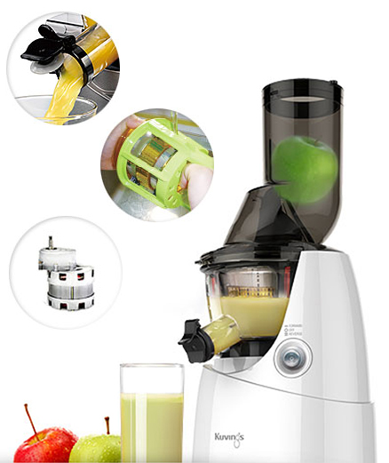 Slow Juicer Reddit : KUvINGS B6000W WHOLE SLOW JUICER - Kuvings Turkiye